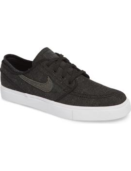 Sb Zoom Stefan Janoski Canvas Deconstructed Skateboarding Sneaker by Nike