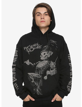 My Chemical Romance Black Parade Pullover Hoodie by Hot Topic