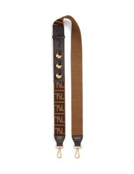 Strap You Logo Guitar Strap by Fendi