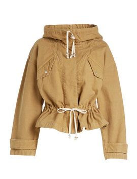 Lagilly Cotton Jacket by Isabel Marant Étoile