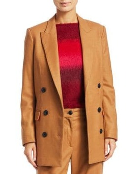 Ellie Double Breasted Blazer by Rag & Bone