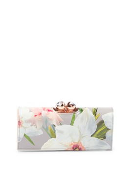 Lavelle Chatsworth Bloom Bobble Matinee Leather Wallet by Ted Baker London
