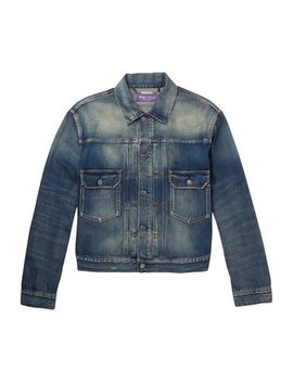 Ralph Lauren Purple Label Denim Jacket   Jeans And Denim by Ralph Lauren Purple Label