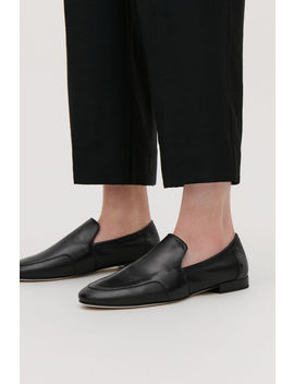 Soft Leather Loafers by Cos