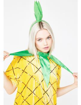 Lil Miss Fine Apple Costume by Dolls Kill