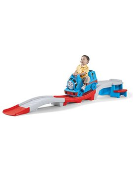 Step2 Thomas The Tank Engine Up And Down Roller Coaster by Step2
