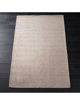 Scatter Light Pink Rug 8'x10' by Crate&Barrel
