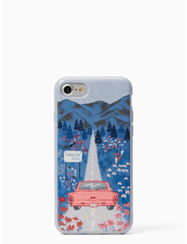 Road Scene Iphone 7 & 8 Case by Kate Spade