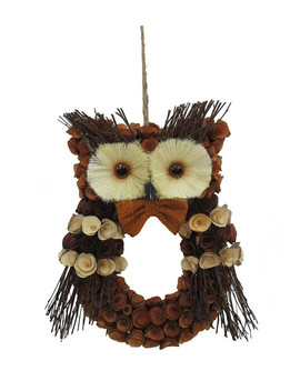 Blooming Autumn Large Wood Curl Owl                      Blooming Autumn Large Wood Curl Owl by Blooming Autumn