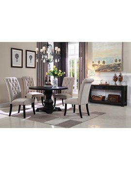 Darby Home Co Cropper 5 Piece Dining Set & Reviews by Darby Home Co