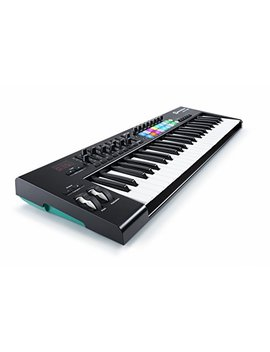 Novation Launchkey 49 Usb Keyboard Controller For Ableton Live, 49 Note Mk2 Version by Novation