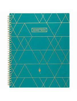 Inkwell Press Live Well Weekly/Monthly Planner, January 2019   December 2019, Medium Planner,Teal (Ip621 905) by Brand: Inkwell