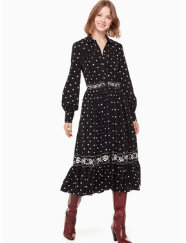 Bandana Shirtdress by Kate Spade