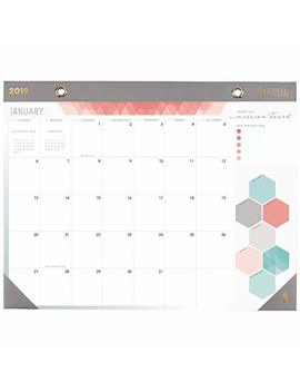 Inkwell Press Desk Pad Calendar, January 2019   December 2019, Standard Size (Ip621 704) by Brand: Inkwell