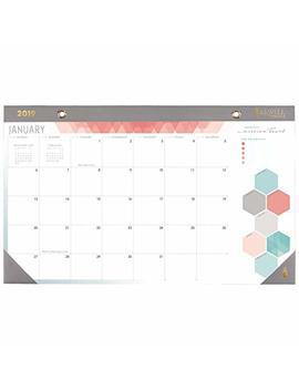 Inkwell Press Desk Pad Calendar, January 2019   December 2019, Compact Size (Ip621 705) by Brand: Inkwell