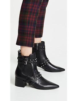Rad Point Toe Booties by Kendall + Kylie