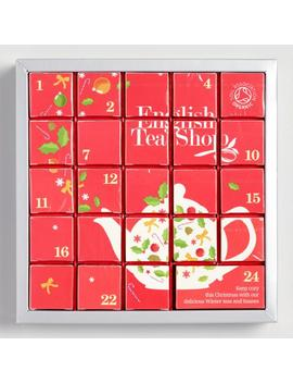 The English Tea Shop Advent Calendar 24 Count by World Market