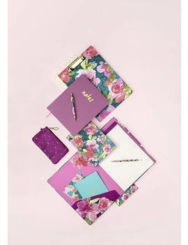 Vera Bradley Women's Clipboard Folio (Superbloom) by Vera Bradley