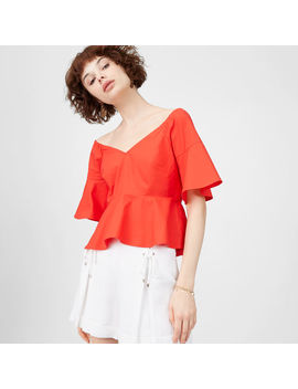 Ulmera Top by Club Monaco