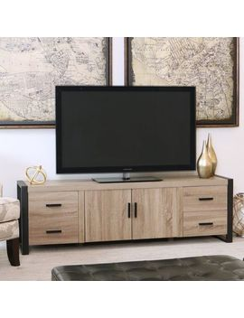 "Urban Blend Driftwood 70"" Tv Stand by Pier1 Imports"