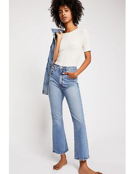 Nobody Denim Belle Ankle Jeans by Free People