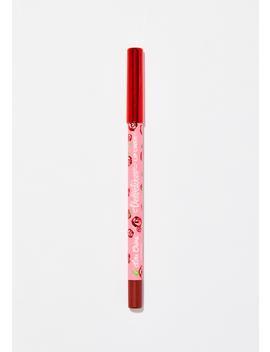 Cinnamon Velvetines Lip Liner by Lime Crime