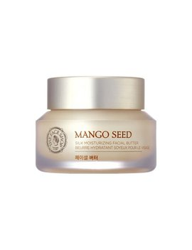 [The Face Shop] Mango Seed Silk Mositurizing Facial Butter For Dry Skin, 50m L/1.69 Oz by Thefaceshop