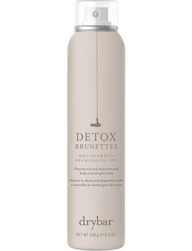 Detox Dry Shampoo For Brunettes by Drybar