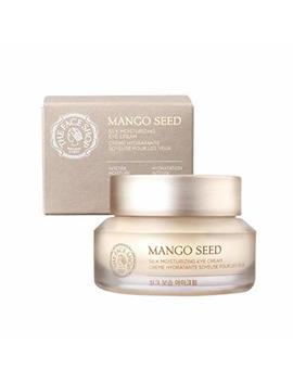 [The Face Shop] Mango Seed Silk Mositurizing Eye Cream For Dry Skin, 30m L/1.0 Oz by Thefaceshop
