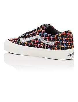 Women's Og Old Skool Lx Tweed Sneakers by Vans