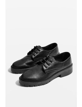 Andy Lace Up Shoes by Topshop