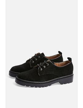 Fire Lace Up Shoes by Topshop