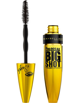 Volum' Express The Colossal Big Shot Mascara X Shayla by Maybelline