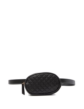Belt & Quilted Bag by Romeo & Juliet Couture