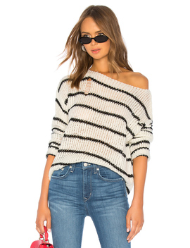 Eden Striped Sweater by By The Way.