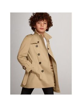 The Wiltshire Trench Coat by Burberry