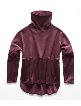 Women's Cozy Slacker Poncho by The North Face