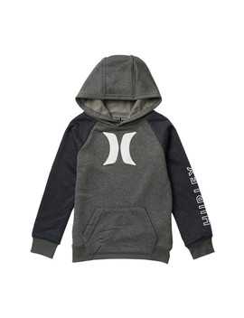 Dri Fit Solar Icon Pullover Hoodie (Toddler Boys) by Hurley