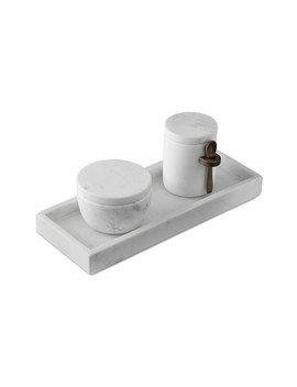 Marble Salt Box by Williams   Sonoma
