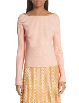 Distend Ribbed Sweater by Rachel Comey