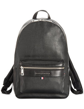 Men's Leo Camo Print Backpack by Tommy Hilfiger