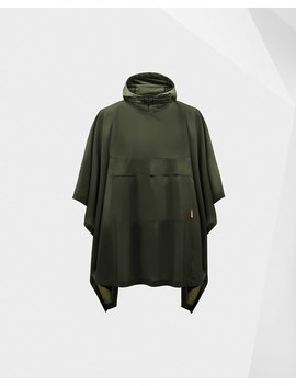 "<Span Itemprop=""Name"">Original Vinyl Poncho</Span>:                     <Span>Dark Olive</Span> by Hunter"