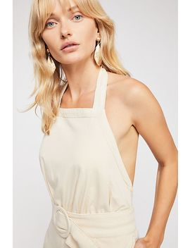 It's That One Thing Jumpsuit by Free People