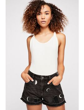 Scotch &Amp; Soda Long Night Moon Shorts by Free People