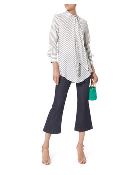Ascot Tie Blouse by See By Chloé