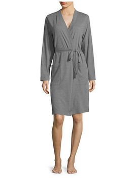 Classic Cotton Robe by Core Life