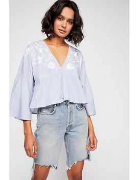 Walk My Way Top by Free People