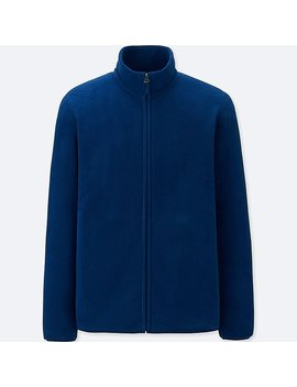 Herren Fleece Jacke by Uniqlo