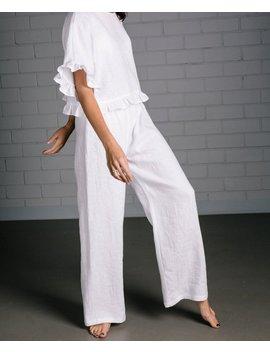 Linen Pajama   Women Linen Pajama   Handmade Linen Pajama Set by Etsy