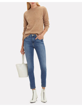 Brushed Wool Sweater by Helmut Lang